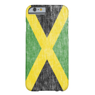Retro Jamaican Flag iPhone 6 case