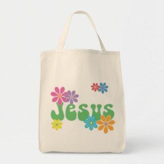 Retro Jesus Bag