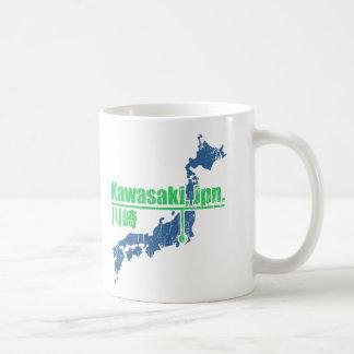 Retro Kawasaki Coffee Mug