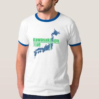 Retro Kawasaki Tee Shirt