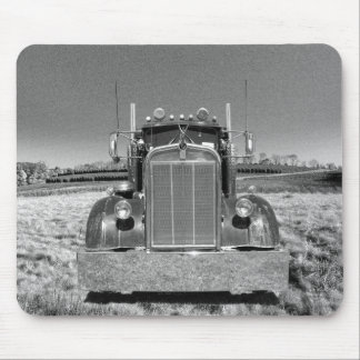Retro Kenworth Mousepad #1