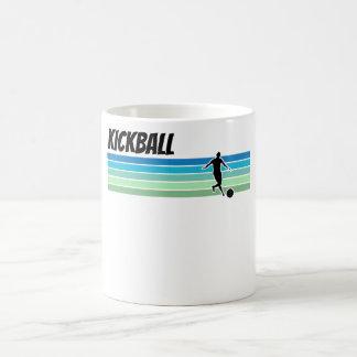 Retro Kickball Coffee Mug