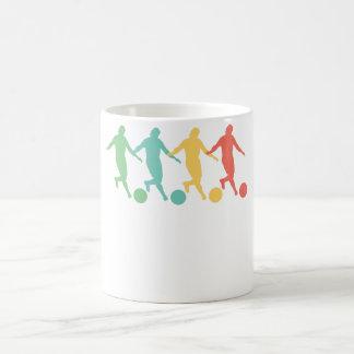 Retro Kickball Pop Art Coffee Mug
