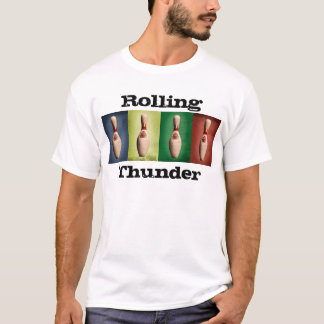 Retro King Pins T-Shirt