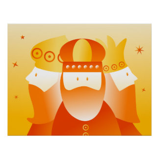 Retro Kings Poster