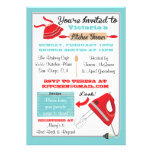 Retro Kitchen Bridal Shower Invitations