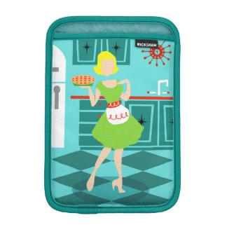 Retro Kitchen iPad Mini Sleeve