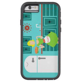 Retro Kitchen iPhone 6 Case