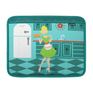 Retro Kitchen MacBook Air Sleeve