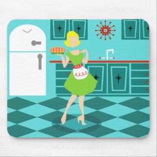 Retro Kitchen Mousepad