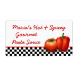 Retro Kitchen or Cooking Canning Labels