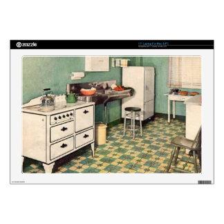 Retro Kitchen Laptop Skins