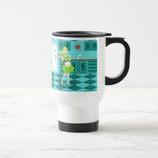 Retro Kitchen Travel Mug