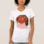 Retro Kitsch Vintage Cherry Cordial Candy Art Tshirt