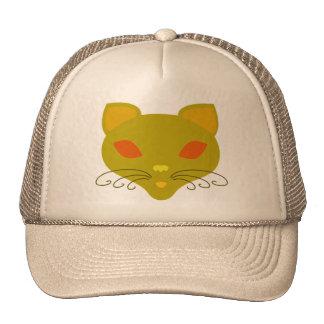 Retro Kitty Hat