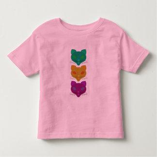 Retro Kitty Trio Toddler T-shirt