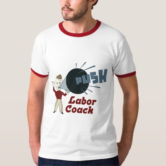 Retro Labor Coach T-Shirt