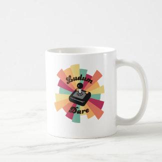 Retro LD Classic White Coffee Mug