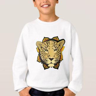 Retro Leopard Sweatshirt