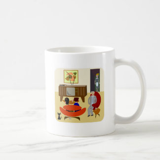 Retro Lifestyle Coffee Mug