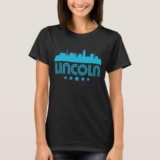 Retro Lincoln Skyline T-Shirt