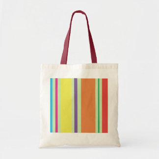 Retro Lines Hand Bag
