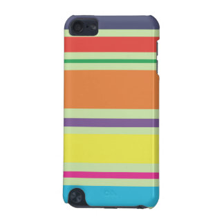 Retro Lines IPod Touch Case