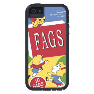 retro lollie brand iPhone SE/5/5s case