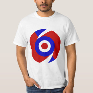 Retro look sixties style mod design T-Shirt