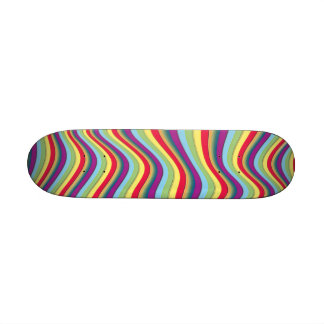 Retro-look : skate board decks