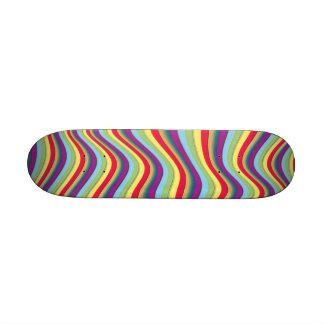 Retro-look : skateboard deck