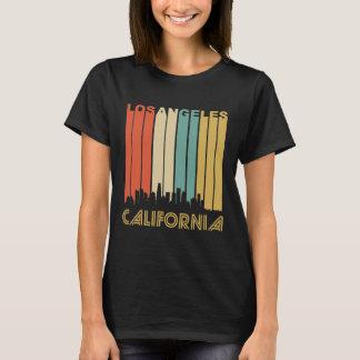Retro Los Angeles Skyline T-Shirt