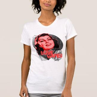 Retro Love Games T Shirts