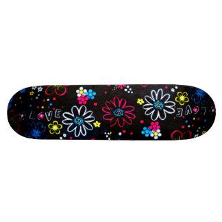 Retro Love Skate Board Decks