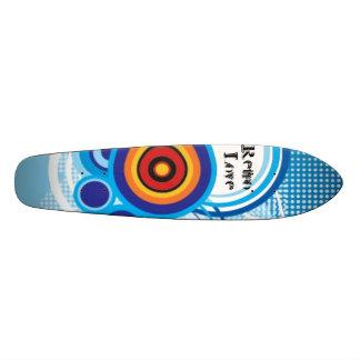 Retro Love Skate Board Deck