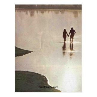 Retro Lovers Seventies Post Card