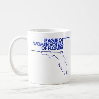 Retro LWVF Logo Mug