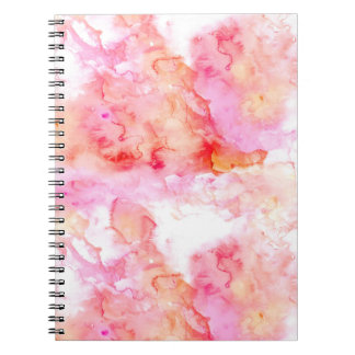 Retro Marble Stone Texture Pattern Note Book