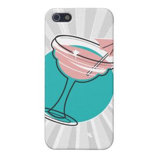 retro margarita design cover for iPhone 5