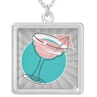 retro margarita design custom jewelry