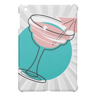 retro margarita design iPad mini cases