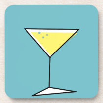 Retro Martini Coasters