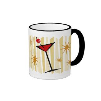 Retro Martini Ringer Mug