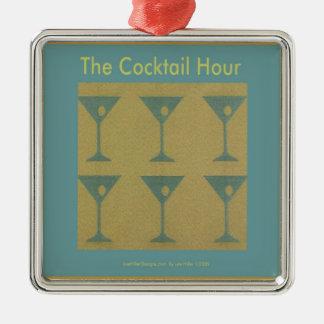 Retro Martini The Cocktail Hour Ornament