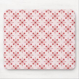 Retro-metric Mousepad, Red Mouse Pad