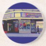 Retro Metro Beverage Coasters
