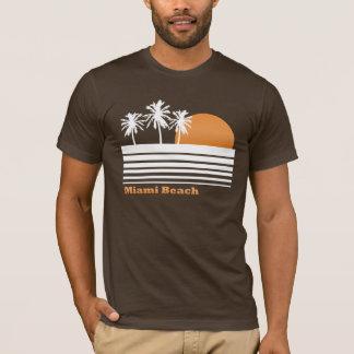 Retro Miami Beach T-Shirt