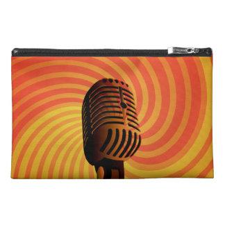 Retro Microphone custom accessory bags