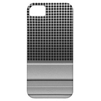 Retro Microphone Design iPhone SE/5/5s Case