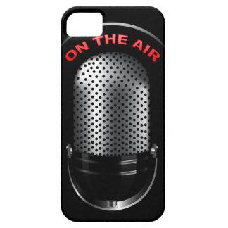 Retro Microphone iPhone SE/5/5s Case